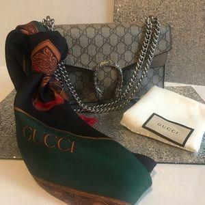 Gucci Authentic Dionysus GG Monogam